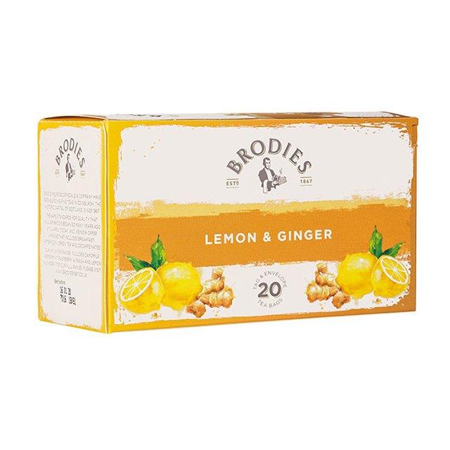 Bro Lemon Ginger 03