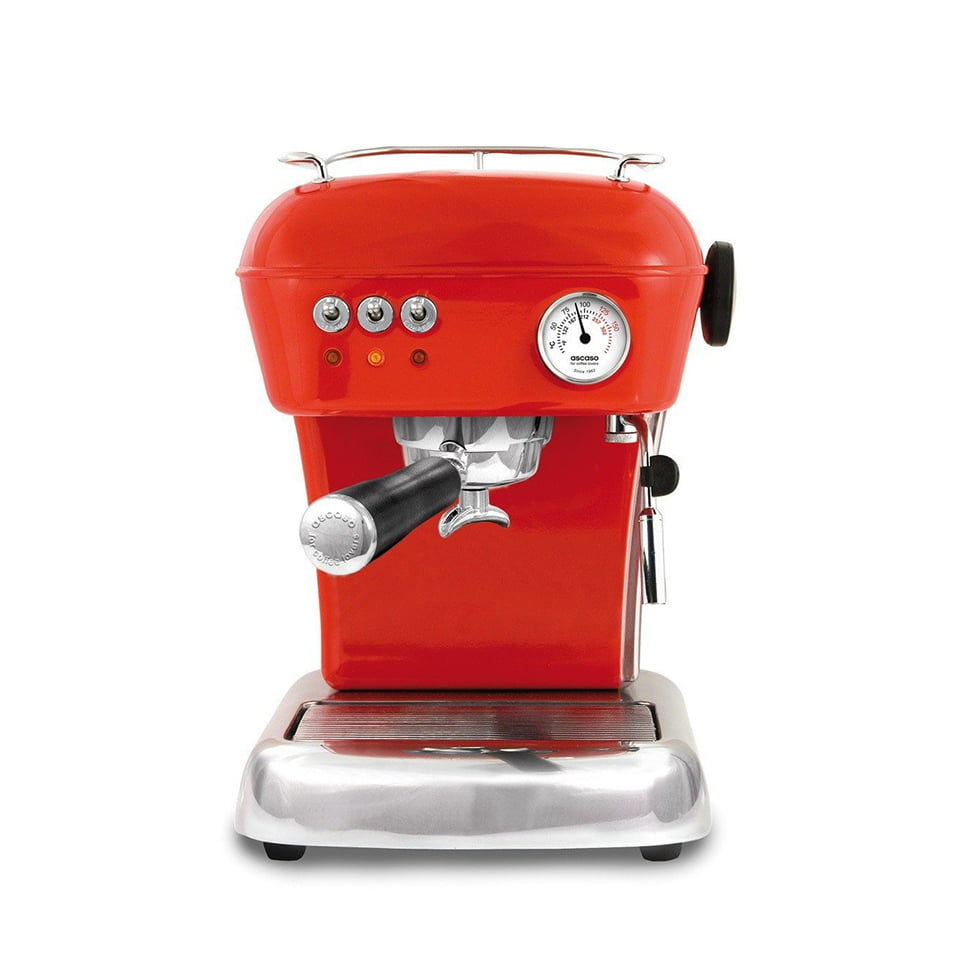 Ascaso DreamUp LoveRed 1