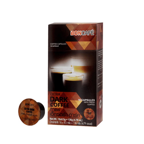 BonCafe Extra Dark Coffee 00