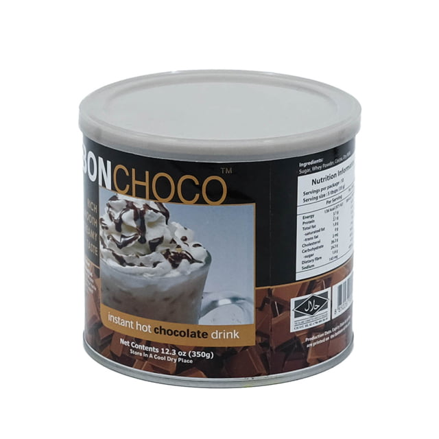 BonCafe Instant Hot Chocolate Drink Tin 02