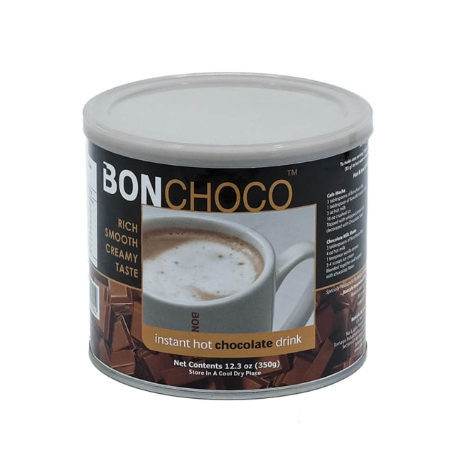 BonCafe Instant Hot Chocolate Drink Tin 03