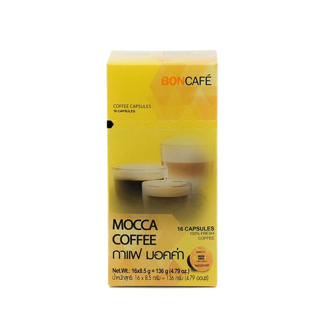 BonCafe Mocca Coffee 01 1