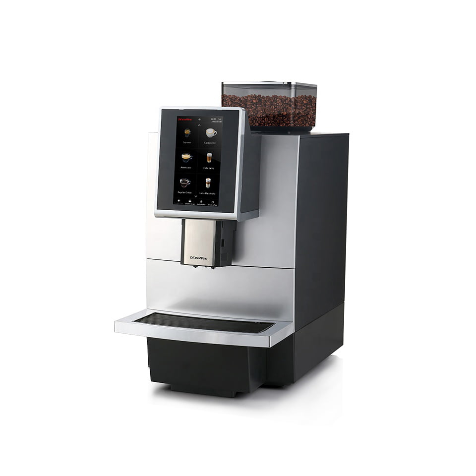 Dr Coffee F12 Coffee Machine 02 1