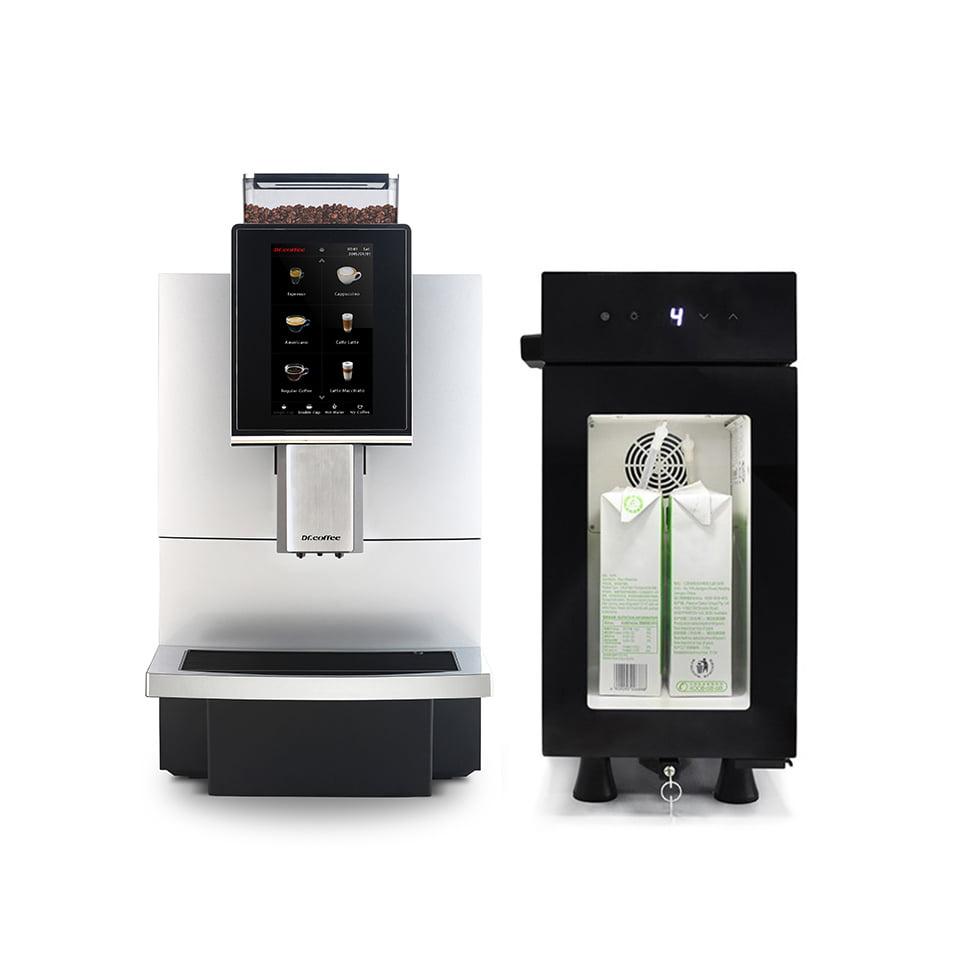 Dr Coffee F12 Coffee Machine 05 1