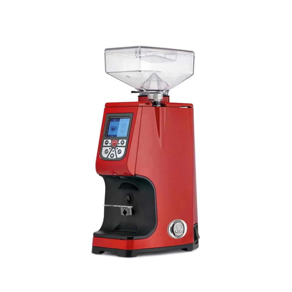 Eureka Atom Mignon Coffee Grinder Red 1