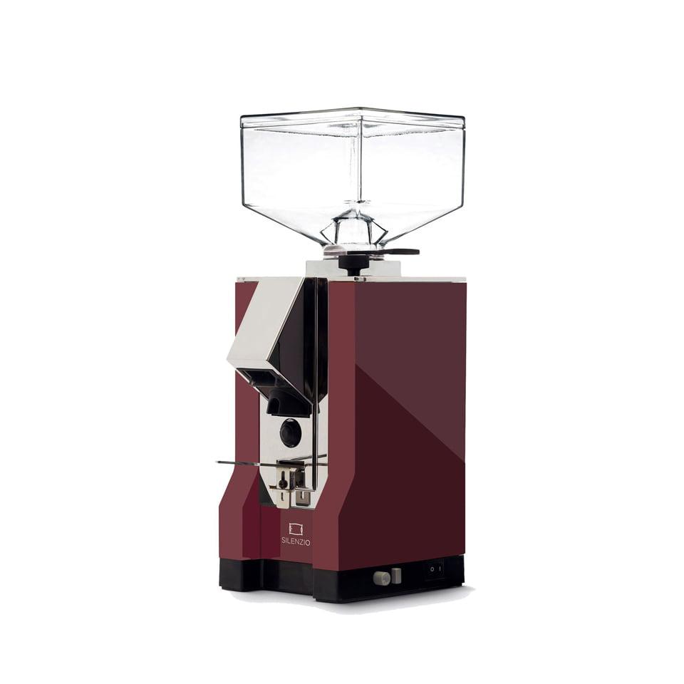 Eureka Mignon Silenzio Coffee Grinder mignon silenzio amaranto 1
