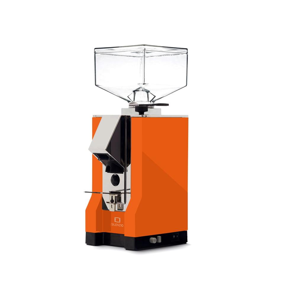 Eureka Mignon Silenzio Coffee Grinder mignon silenzio arancione 1