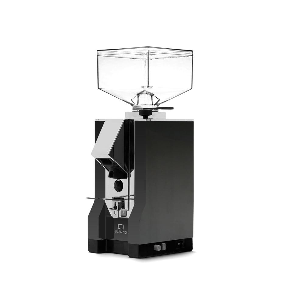 Eureka Mignon Silenzio Coffee Grinder mignon silenzio nero lucido 1