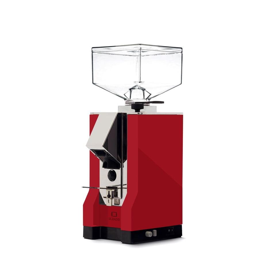 Eureka Mignon Silenzio Coffee Grinder mignon silenzio rosso rubino 1