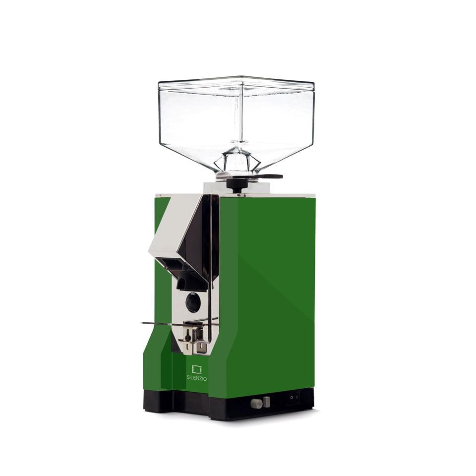 Eureka Mignon Silenzio Coffee Grinder mignon silenzio verde lime 1