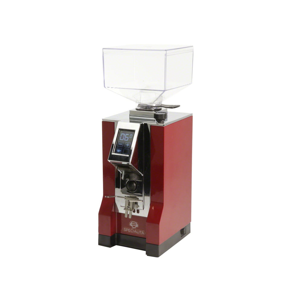 Eureka Mignon Specialita 55 Coffee Grinder Amaranth 1