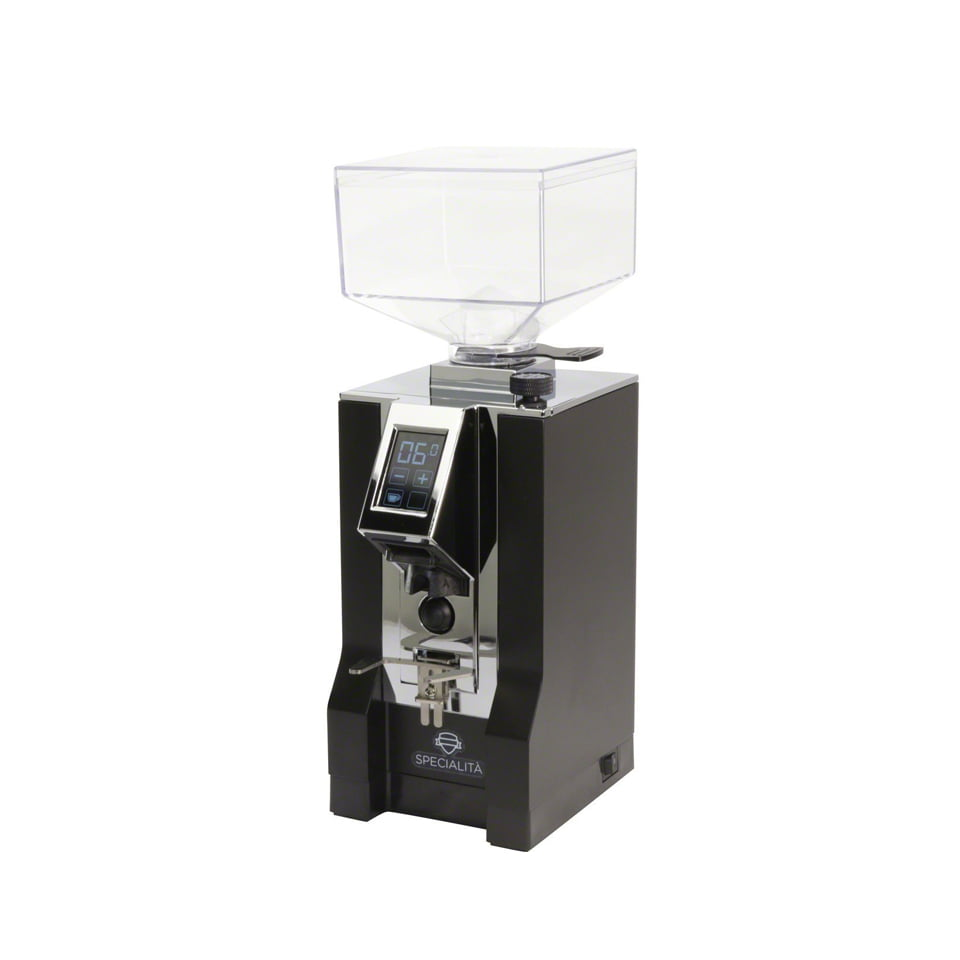 Eureka Mignon Specialita 55 Coffee Grinder Black Matte 1