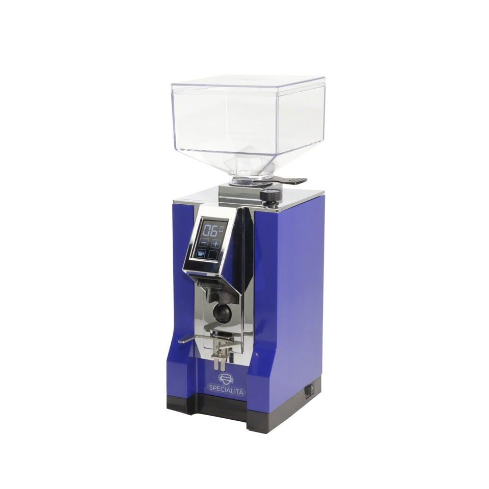 Eureka Mignon Specialita 55 Coffee Grinder Blue 1