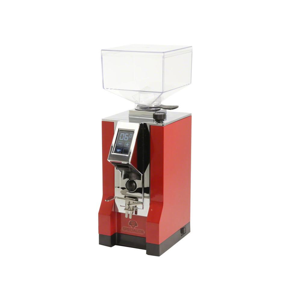Eureka Mignon Specialita 55 Coffee Grinder Red 1