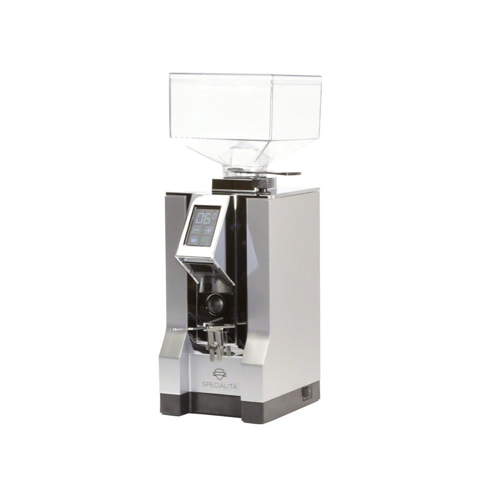 Eureka Mignon Specialita 55 Coffee Grinder Silver 1