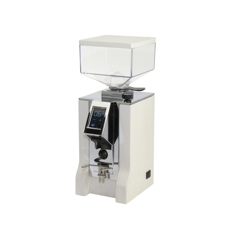 Eureka Mignon Specialita 55 Coffee Grinder Whitened Oak 1