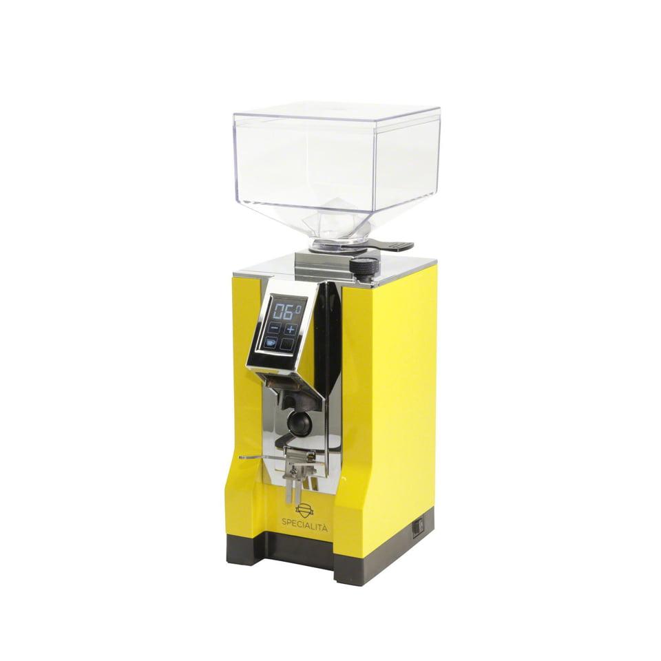 Eureka Mignon Specialita 55 Coffee Grinder Yellow 1
