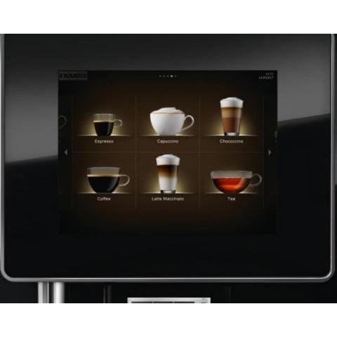 Franke A400 Coffee Machine 07