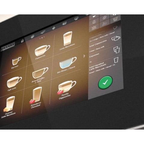 Franke A600 Coffee Machine 11