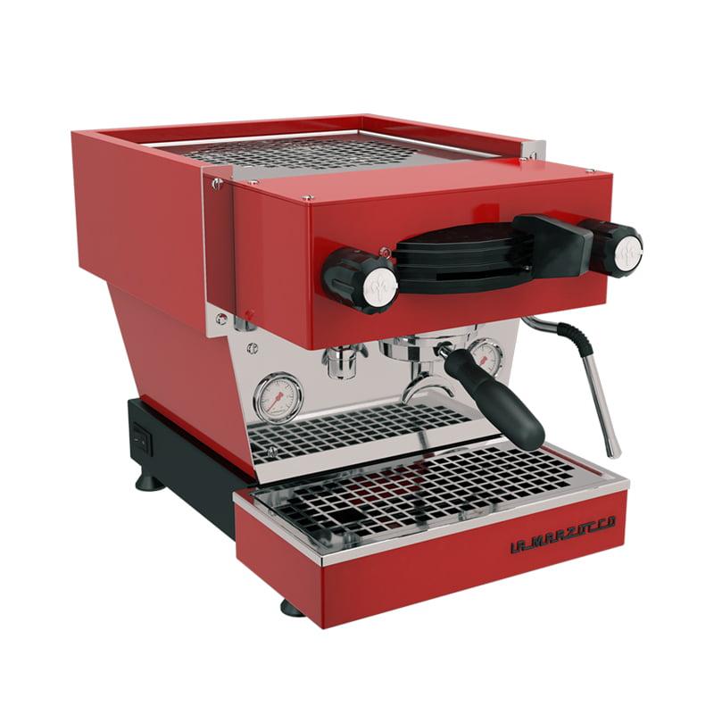 La Marzocco Linea Mini Coffee Machine red 1