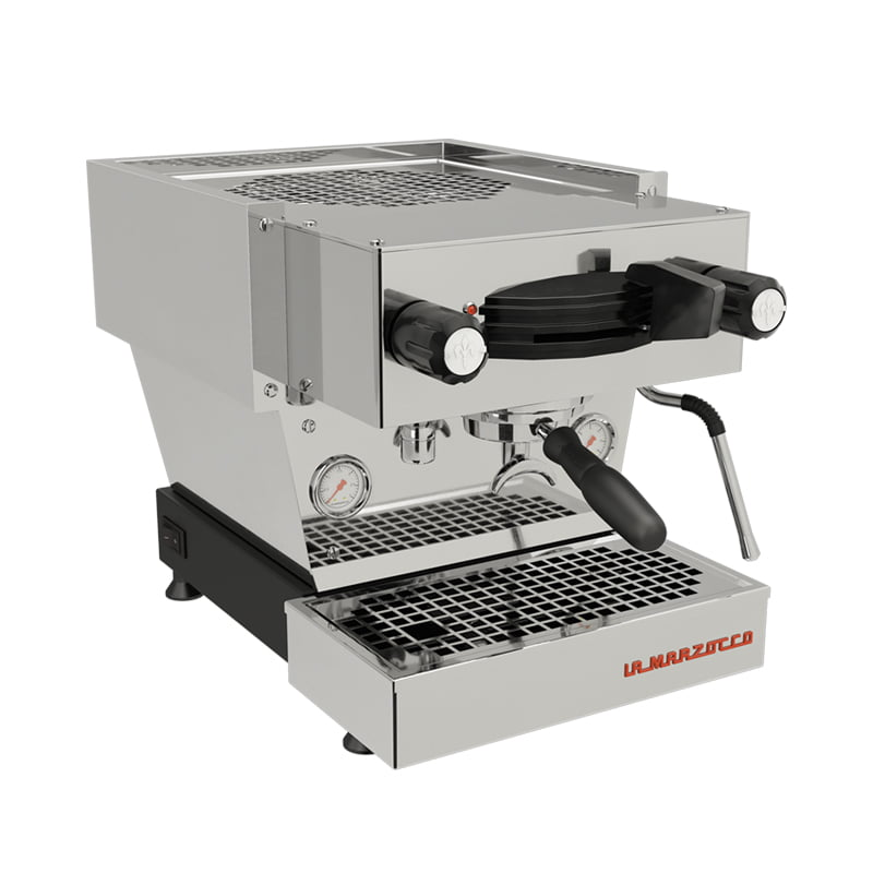 La Marzocco Linea Mini Coffee Machine stainless steel 1