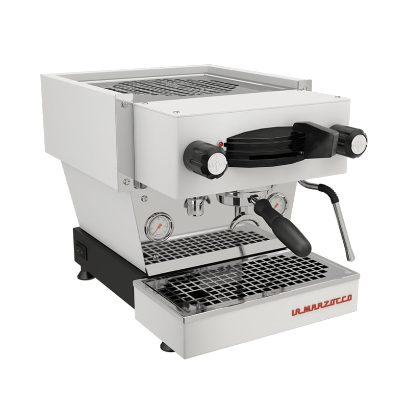 La Marzocco Linea Mini Coffee Machine white 1