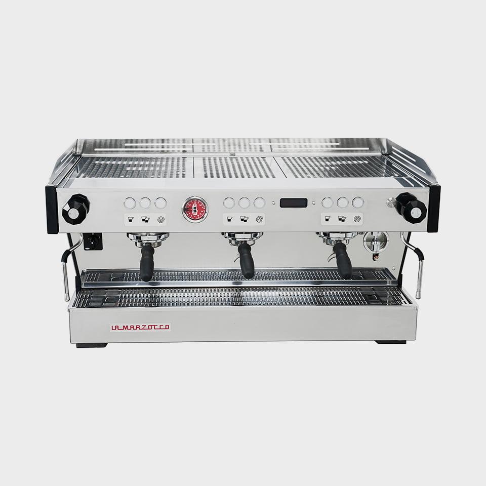 La Marzocco Linea PB Coffee Machine linea pb av 3 group 01 1