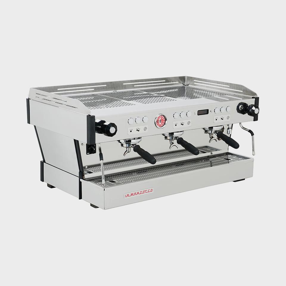 La Marzocco Linea PB Coffee Machine linea pb av 3 group 02 1