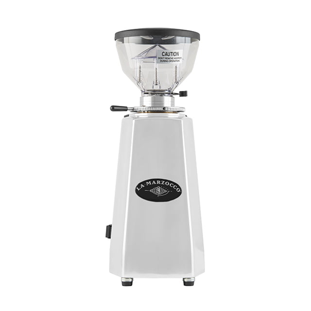 La Marzocco Lux DCoffee Coffee Grinder white 02