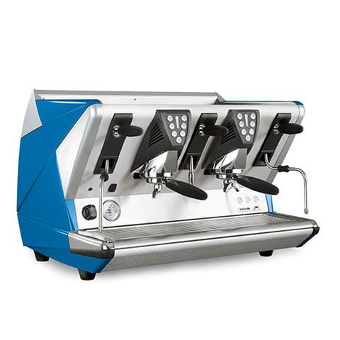 La San Marco 100 E 2 Groups Coffee Machine 01 1