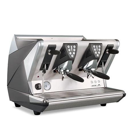La San Marco 100 E 2 Groups Coffee Machine 02 1