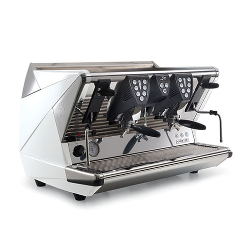 La San Marco 100 E 2 Groups Coffee Machine 04 1