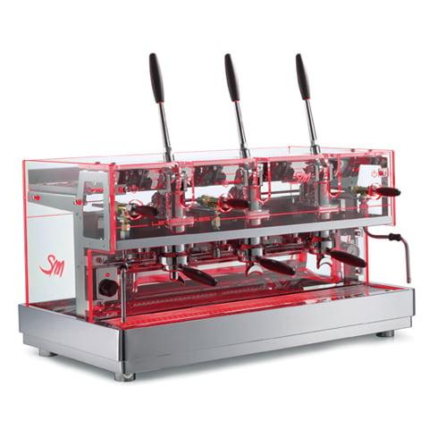 La San Marco Leva Luxury Coffee Machine 3GR