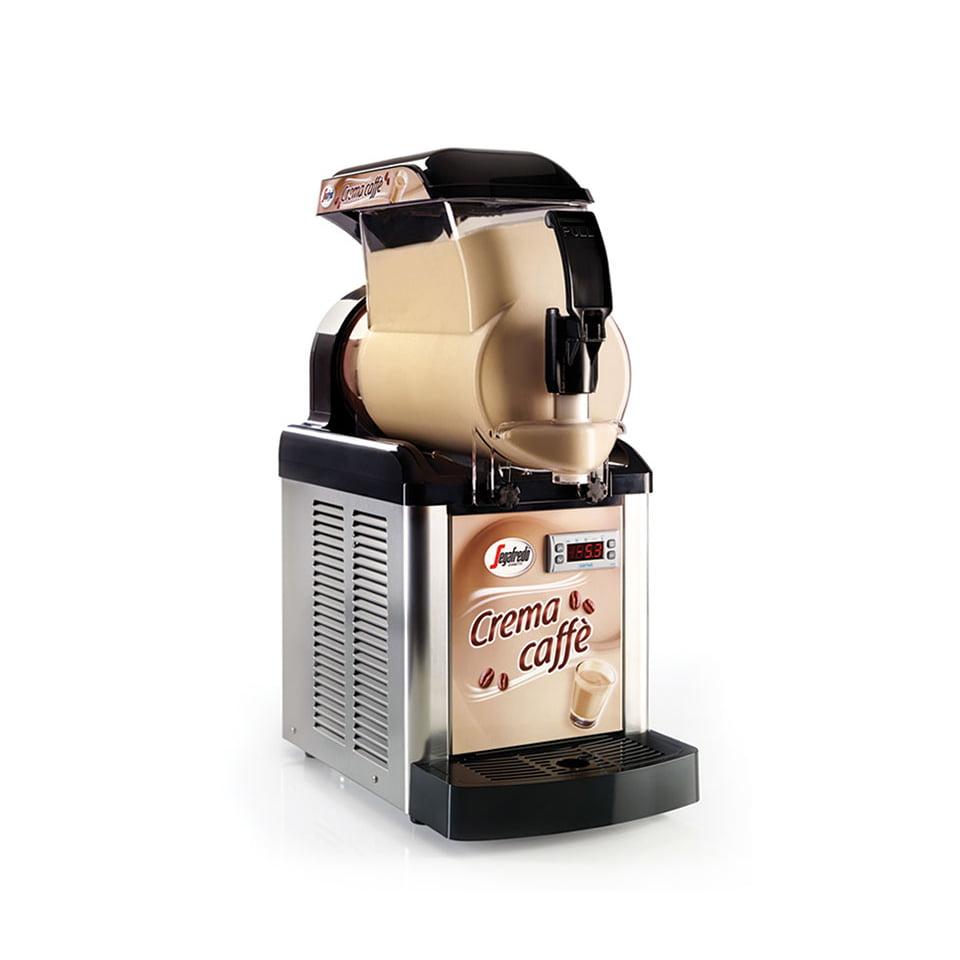 Segafredo Crema Machine 02