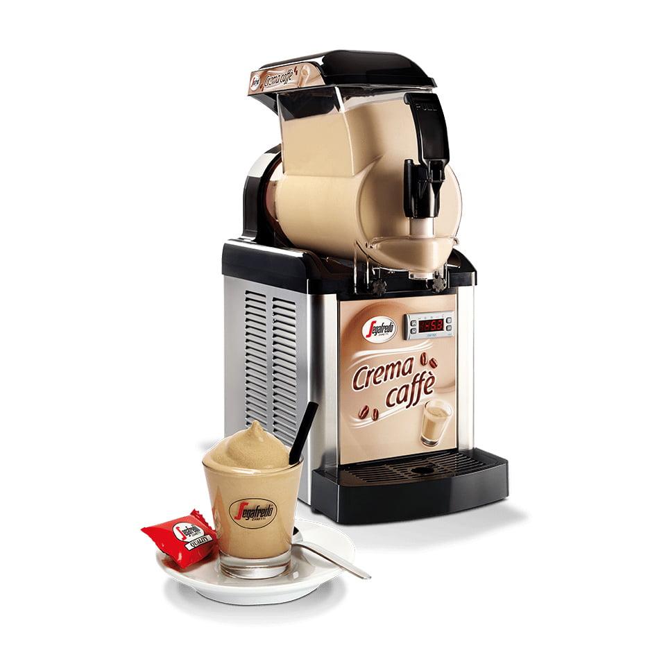 Segafredo Crema Machine 03