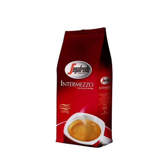Segafredo Intermezzo bean 500g 01