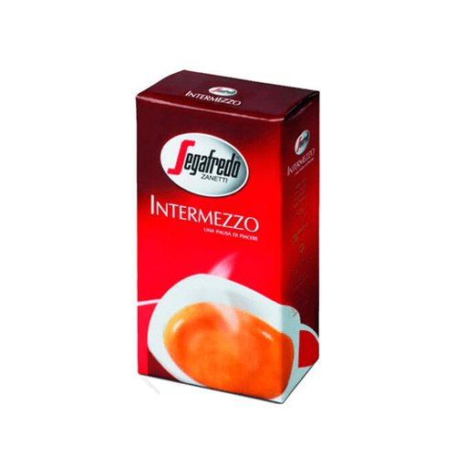 Segafredo Intermezzo ground 250g 01