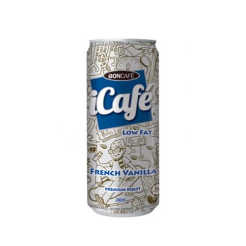boncafe icafe vanilla 240ml
