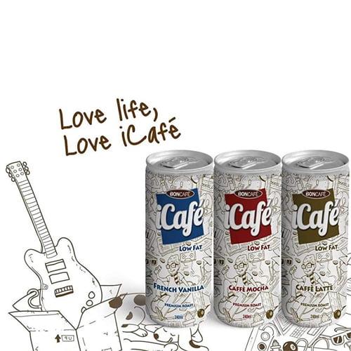 boncafe icafegroup 240ml